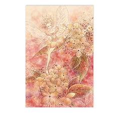 Autumn Ballerina Fairy Postcards (Package of 8)