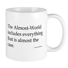almost-Wittgenstein Mug