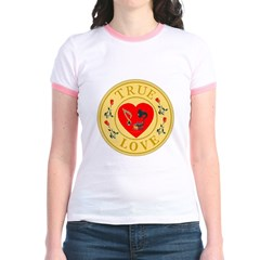 Music True Love Golden Seal T