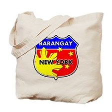 Barangay New York Tote Bag