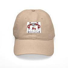 McCarthy Coat of Arms Baseball Cap