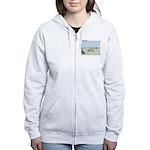 Claustrophobia Clinic Women's Zip Hoodie