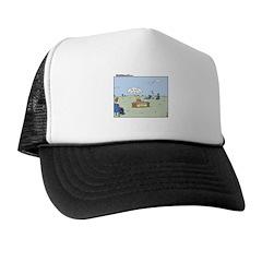 Claustrophobia Clinic Trucker Hat