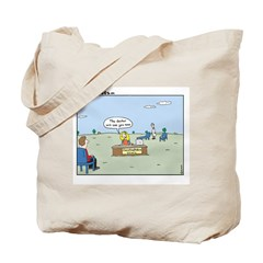 Claustrophobia Clinic Tote Bag