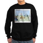 Claustrophobia Clinic Sweatshirt (dark)