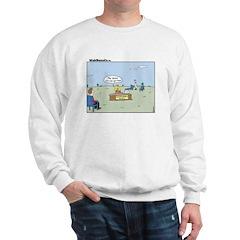 Claustrophobia Clinic Sweatshirt