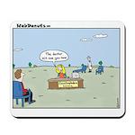 Claustrophobia Clinic Mousepad