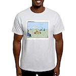 Claustrophobia Clinic Light T-Shirt