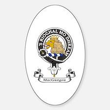 Badge - MacGregor Sticker (Oval)