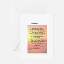 Scripture from the Bible, say Greeting Cards (Pack
