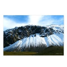 Iceland Mountains Postcards (pack of 8)