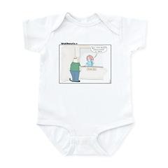 Shadow Enhancement Infant Bodysuit