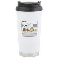 Super Cat Travel Mug