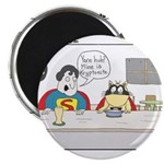 Super Cat Magnet