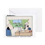 This Desk Job...... Greeting Cards (Pk of 20)