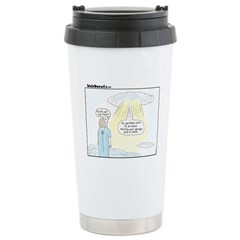 The Message Stainless Steel Travel Mug