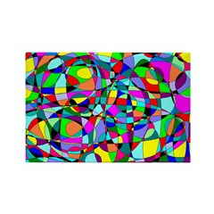 Pick A Color Rectangle Magnet (100 pack)