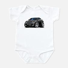 Chrysler 300 Black Car Infant Bodysuit
