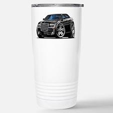 Chrysler 300 Black Car Stainless Steel Travel Mug