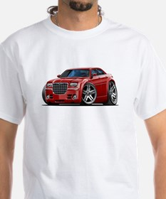 Chrysler 300 Maroon Car Shirt