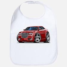 Chrysler 300 Maroon Car Bib