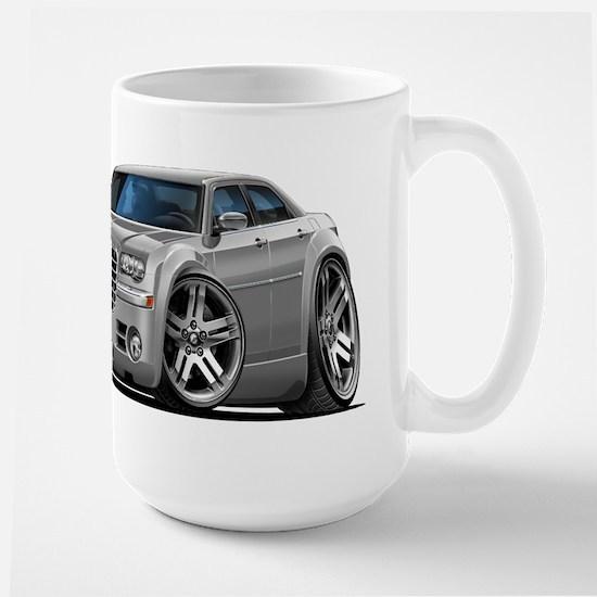 Chrysler 300 Silver Car Large Mug
