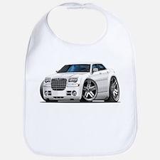 Chrysler 300 White Car Bib