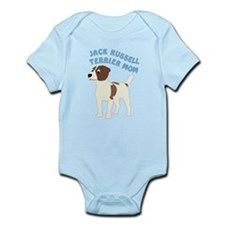 Terrier Mom Infant Bodysuit