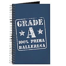 Grade A 100% Prima Ballerina Journal