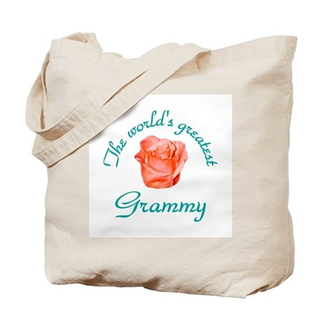 World's Greatest Grammy Tote Bag