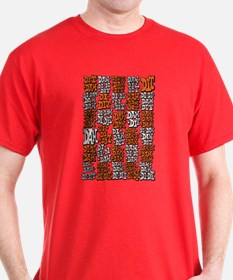 Morse Code A to Z T-Shirt