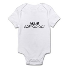 Annie are you ok? Infant Bodysuit
