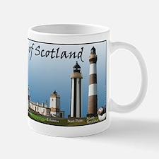 Lighthouses Of Scotland Mug Mugs