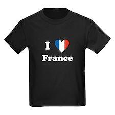 I Love France T
