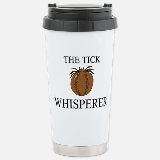 Cute Ticks Travel Mug