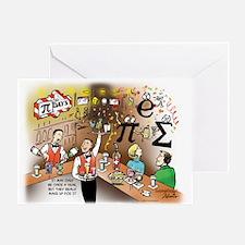 TGI Pi-Day Greeting Card