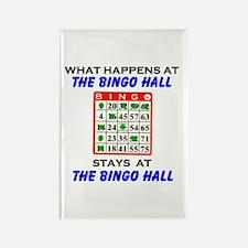 BINGO !!! Rectangle Magnet (10 pack)