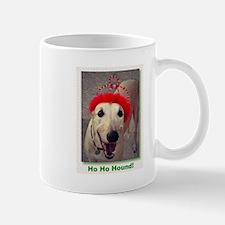 Greyhound Christmas Mug
