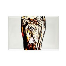 Neapolitan Mastiff Rectangle Magnet (100 pack)