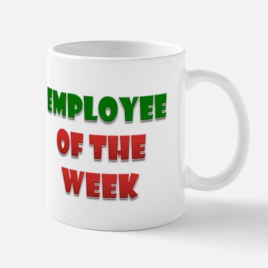 Employee of the Week Mug