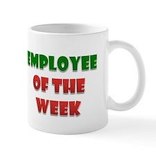 Employee of the Week Small Mug