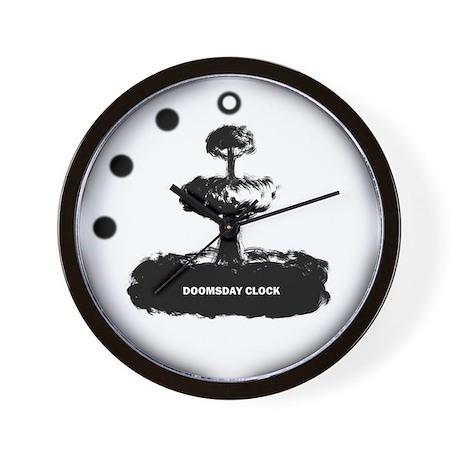 Doomsday Wall Clock