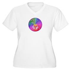 Night birds Mandala T-Shirt