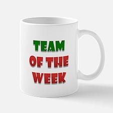 Team Of The Week Mug