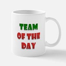 Team Of The Day Mug