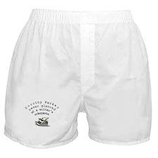 Dorothy Parker Boxer Shorts