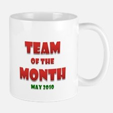 Team Of The Month May Mug