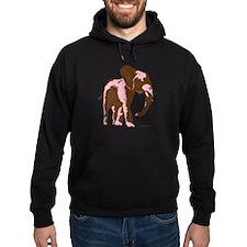 Elephanter (Brown) Hoodie