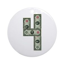 """420 Grover Cleveland"" Ornament (Round)"