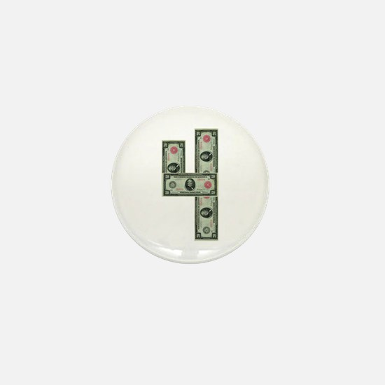 """""""420 Grover Cleveland"""" Mini Button (10 pack)"""